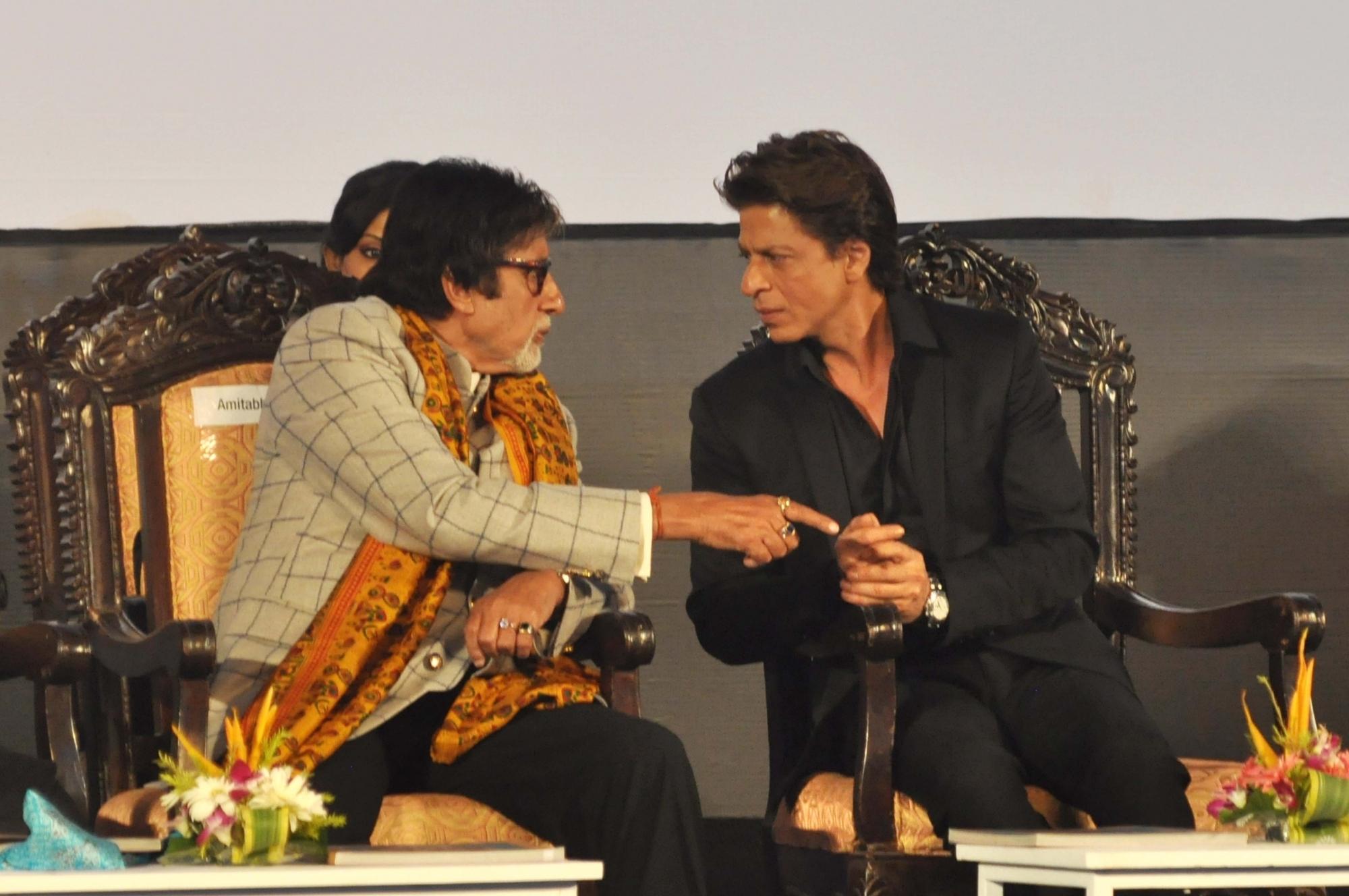 Shah Rukh Khan and Amitabh Bachchan To Inaugurate 25th Kolkata International Film Festival on November 8
