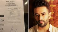 Music Composer Shekhar Ravjiani Charged Rs 1672 for 3 Egg Whites By Hyatt Regency Ahmedabad, Does That Remind You of Rahul Bose's Banana Episode?