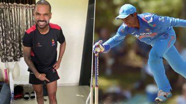 Shikhar Dhawan Injury Update: Sanju Samson Replaces Injured Opener In India vs West Indies T20Is 2019 Series Starting From December 6