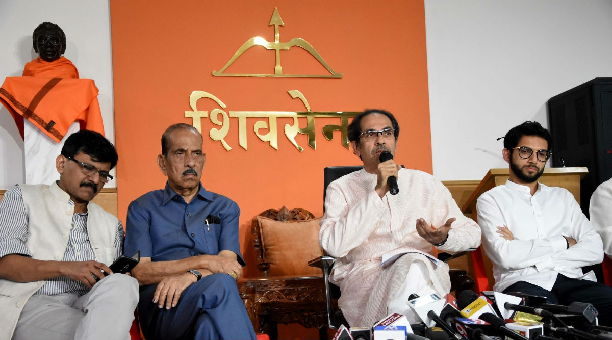 Maharashtra Government Formation: Shiv Sena Invited by Governor Bhagat Singh Koshiyari to Stake Claim After BJP Turns Down Invite