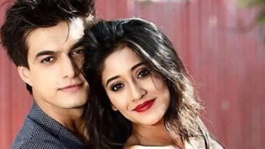 Yeh Rishta Kya Kehlata Hai Couple Shivangi Joshi and Mohsin Khan Have Parted Ways? Read On