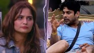 Bigg Boss 13: Sidharth Shukla Calls Arti Singh FAKE, Is It an End to Their Dosti? (View Tweet)