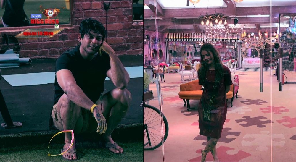 Bigg Boss 13: Sidharth Shukla And Devoleena Bhattacharjee Flirt With Each Other And We Are Confused