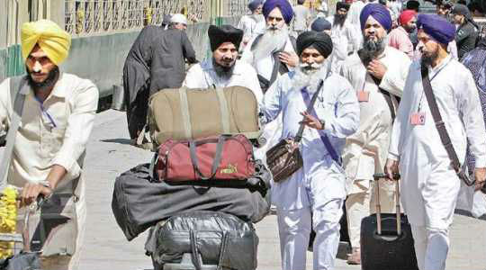 Kartarpur Corridor: India Shares List of Sikh Leaders and Dignitaries to be Part of Inaugural Jatha on November 9, Pakistan Yet to Confirm