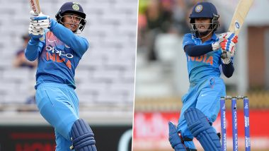 Smriti Mandhana and Punam Raut Reach 2000 ODI Runs As India Women Beat West Indies by 6 Wickets in 3rd ODI