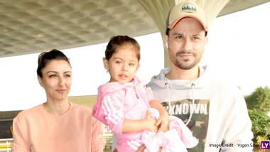 Soha Ali Khan-Kunal Kemmu's Daughter Inaaya Naumi Kemmu's Latest Pics in Pink Are All Things Adorbs!