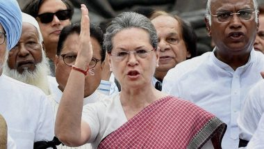 CAA-NRC Row: Sonia Gandhi Accuses PM Modi, Amit Shah of Provoking Communal Tensions, Calls JNU Violence 'BJP-Orchestrated'