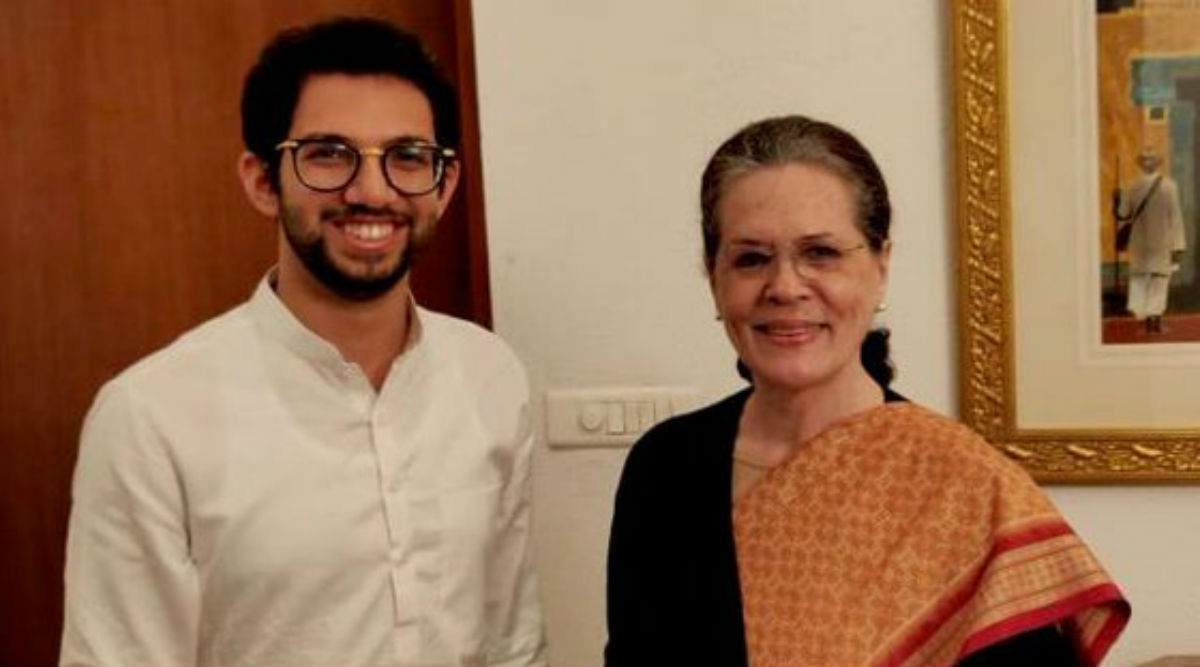 Sonia Gandhi Expresses Regret For Skipping Swearing-In Event in Letter to Uddhav Thackeray, Says Hopeful of CMP Implementation