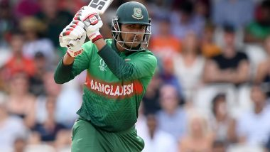 Soumya Sarkar Along With Another Bangladesh Player Vomited During the 1st IND vs BAN T20I in Delhi Due to Pollution, Says Reports