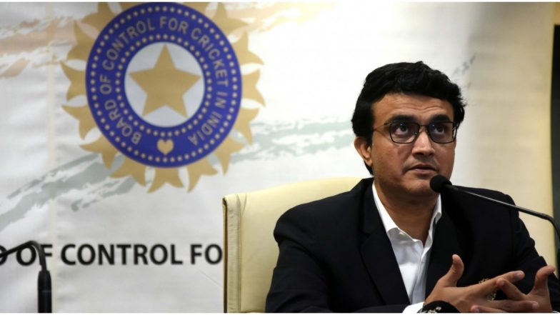 Sourav Ganguly Cleared of Conflict of Interest Charges By BCCI Ethics Officer