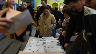 Spain Elections: Voting Takes Place For Fourth General Elections in 4 Years To Form Stable Government