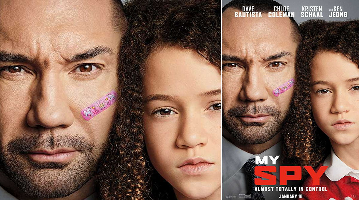 Dave Bautista's 'My Spy' All Set to Release in India on January 10, 2020