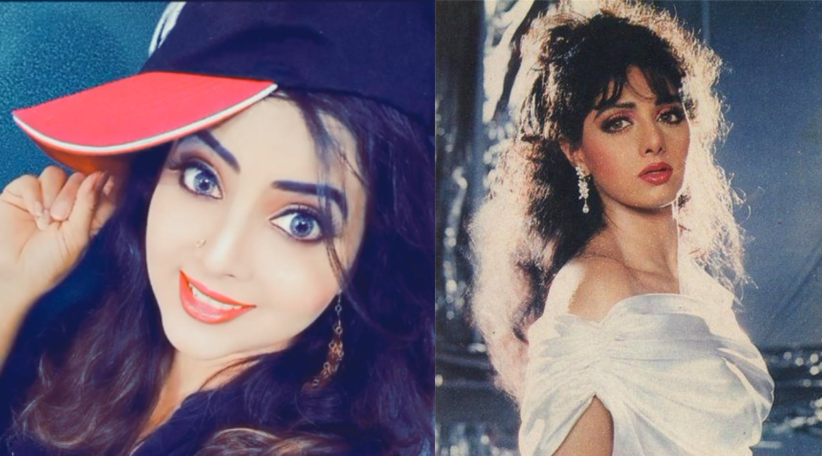 Sridevi's Doppelganger Found! TikTok User's Uncanny Resemblance to Late Indian Actress Surprises Netizens (Watch Videos)