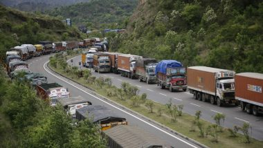 Jammu and Kashmir: IED Detected on Srinagar-Jammu Highway, Traffic Halted Briefly