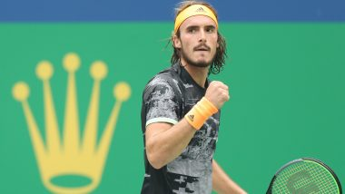 Stefanos Tsitsipas Beats Daniil Medvedev to Clinch 1st Win at ATP Finals 2019