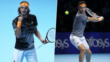 Stefanos Tsitsipas vs Dominic Thiem, ATP Finals 2019 Live Streaming & Match Time in IST: Get Telecast & Free Online Stream Details of Final Match in India