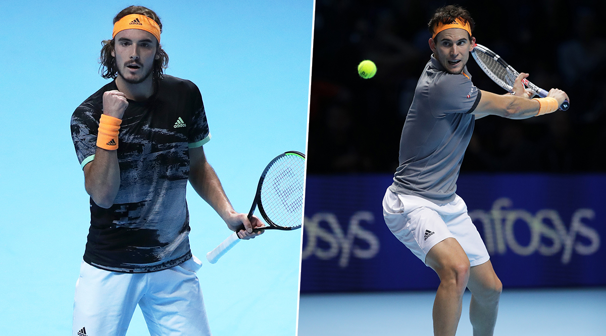 Stefanos Tsitsipas vs Dominic Thiem, ATP Finals 2019 Live Streaming & Match  Time in IST: Get Telecast & Free Online Stream Details of Final Match in  India | 🎾 LatestLY