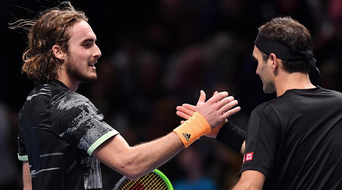 Stefanos Tsitsipas Defeats Roger Federer ATP Tour 2019 Semi-Final Match, Netizens Hail Greek Player As 'Future Tennis Star'