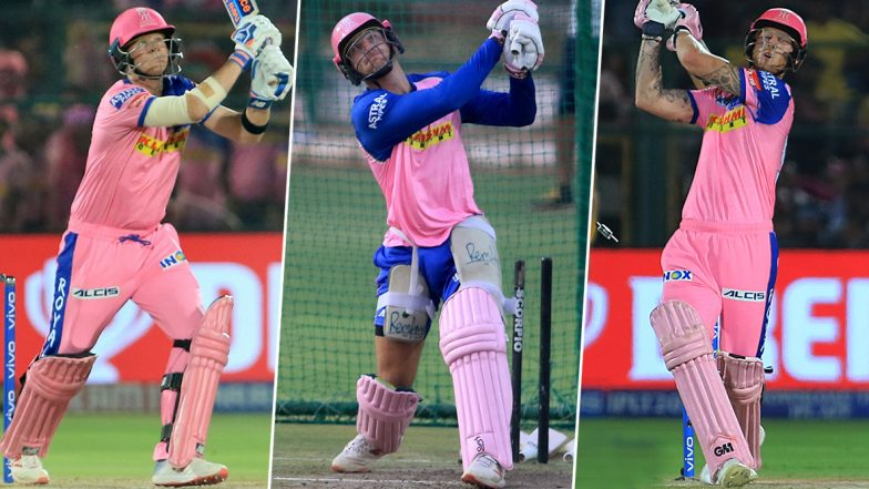 Rajasthan Royals' Players List in IPL 2020: RR Retain Steve Smith, Jos Buttler, Ben Stokes & Others, Shares Interesting Video on Twitter