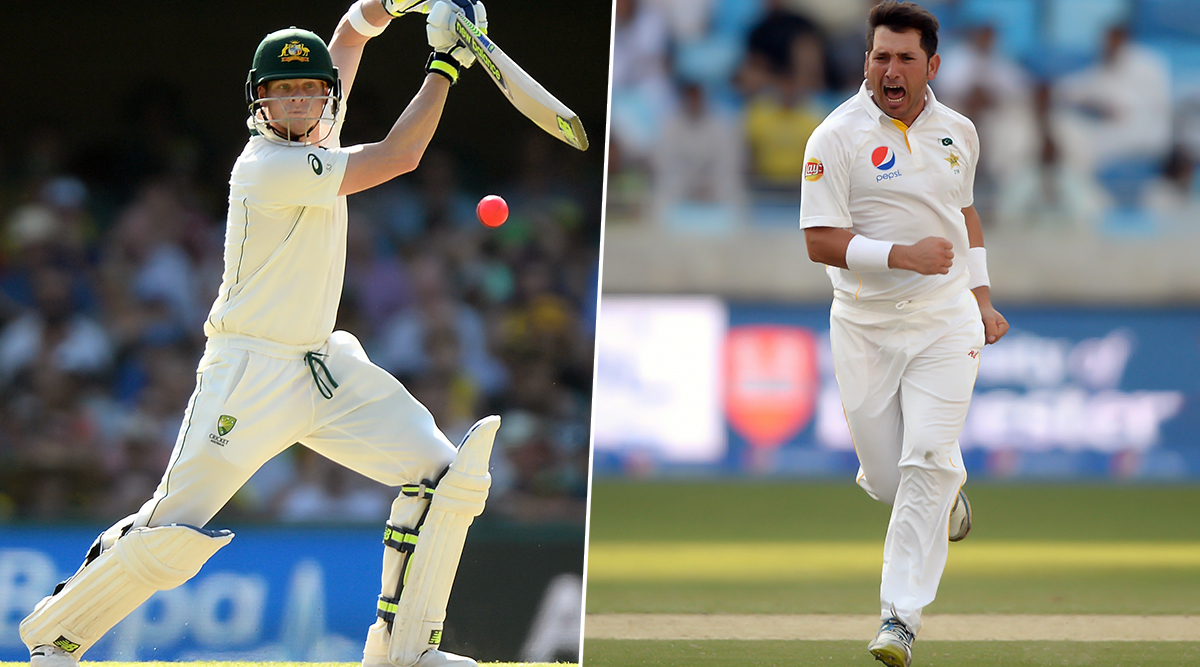 Australia vs Pakistan Day-Night Test 2019: Steve Smith vs Yasir Shah & Other Exciting Mini Battles to Watch Out in Pink-Ball Battle at Adelaide Oval