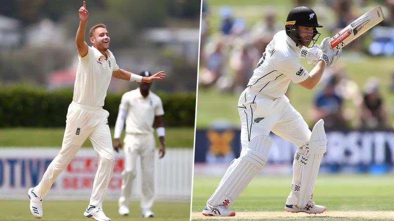 New Zealand vs England 2nd Test 2019: Kane Williamson vs Stuart Broad & Other Exciting Mini Battles to Watch Out for at Hamilton