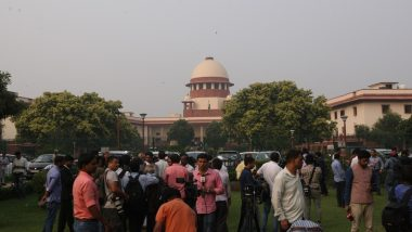 Supreme Court Tells Centre Not to Allow Private Labs to Charge High Amount For Coronavirus Testing, Asks Government to Create Effective Mechanism For Reimbursement