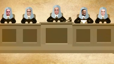 Ayodhya Verdict: Full Text of Supreme Court Judgment in Babri Masjid-Ram Janmabhoomi Title Dispute