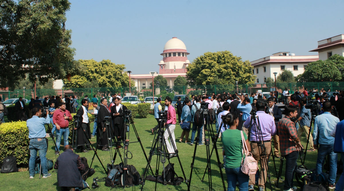 CJI Office Comes Under RTI Act, Rules Supreme Court