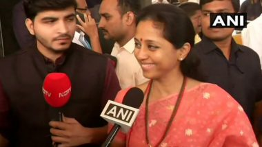 Mumbai: Newly Elected MLAs Reach Maharashtra Assembly for Oath-Taking, Supriya Sule Greets Lawmakers