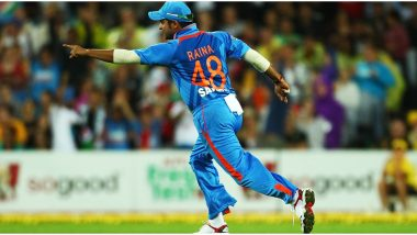 Suresh Raina Birthday Special: Times When Raina Defied Gravity and Took Spectacular Catches (Watch Video)