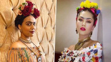 Sunny Leone or Swara Bhasker - Who Imitated the Iconic Frida Kahlo's Look Better?