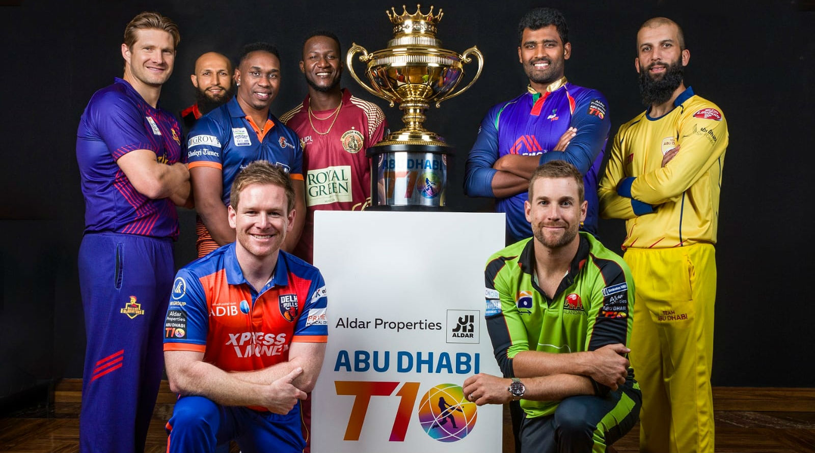 Abu Dhabi T10 League 2019 Kicks Off with Glittering Opening Ceremony at Zayed Cricket Stadium