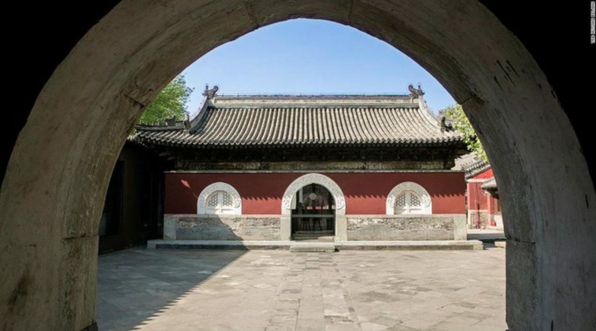 Centuries-Old Beijing Temple Transformed into Restaurant Bags 'World's Best Restaurant'