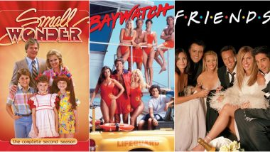 World Television Day 2019: Small Wonder, Baywatch, Friends and Other Iconic TV Shows That Enjoyed a Worldwide Audience