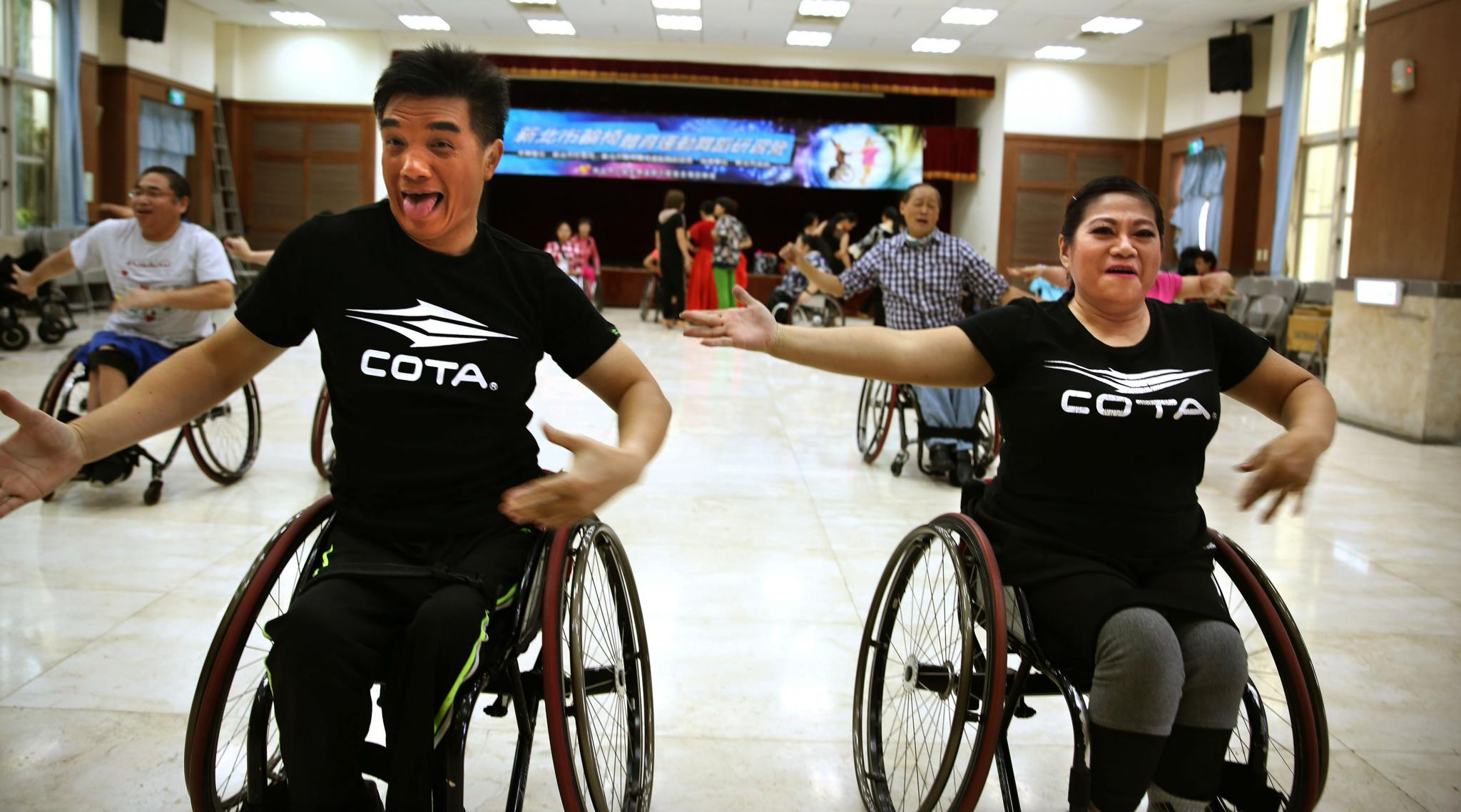 Taiwan's Athletes Fall in Love After Being Paired up for Wheelchair Dancing! Unique Love Story Goes Viral (Watch Video)