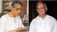 International Film Festival of India Mistakes Lyricist Gulzar for Director Satyajit Ray on their Official Website