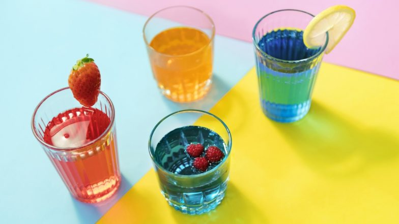 Skip the Cocktails and Drink To Your Health These Refreshing Tea Mocktails All Weekend Long!