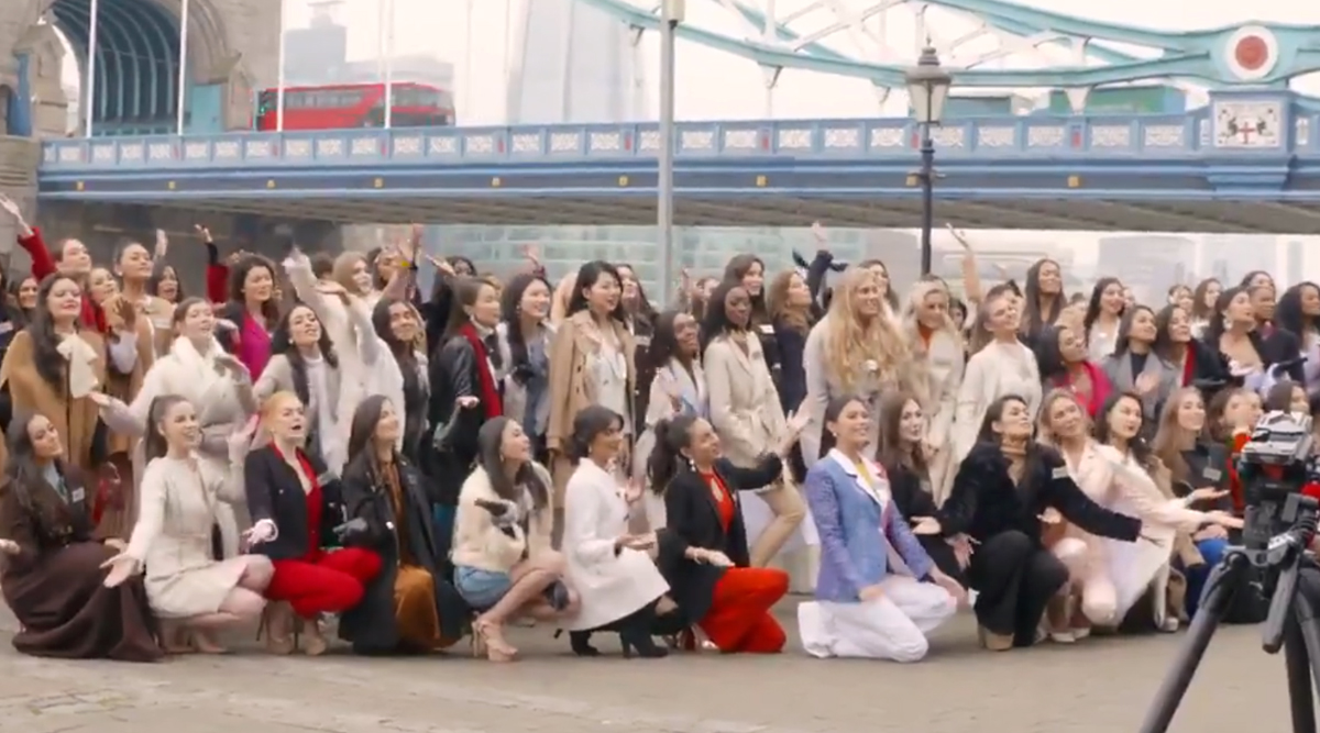 Miss World 2019 Contestants: Miss India World Suman Rao and Other Gorgeous Beauty Queens Who Will Grace the 69th Edition of the Beauty Pageant in London (See Pics)