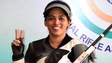 Tejaswini Sawant Secures 12th Olympic Quota for India in Asian Shooting Championship 2019