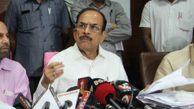 Mohammed Mahmood Ali, Telangana Home Minister, Tests Positive for COVID-19