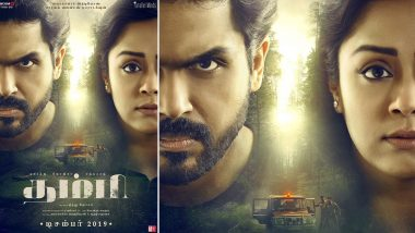 Thambi First Look: Karthi and Jyothika's Film With Jeethu Joseph Gets a Title, Teaser Date OUT