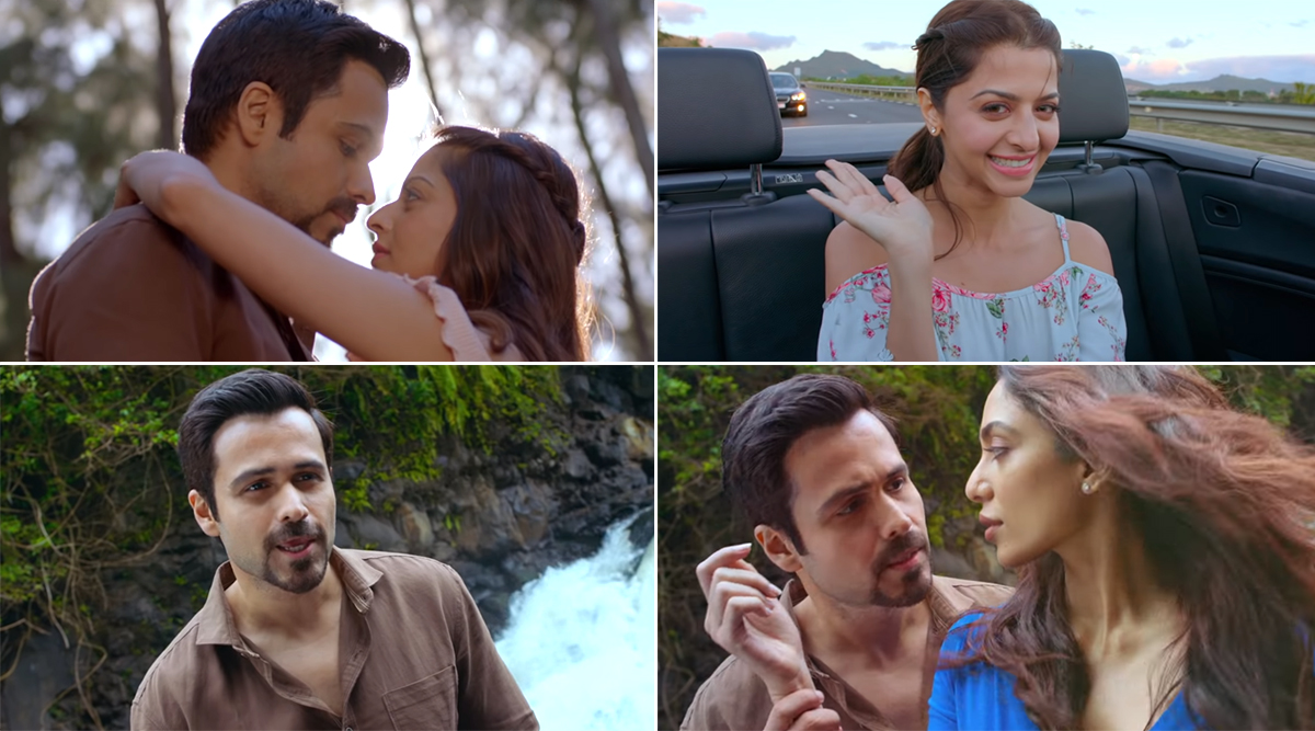 The Body Song Aaina: Sobhita Dhulipala, Emraan Hashmi, Vedhika Kumar's Track Is a Beautiful Romantic Ballad (Watch Video)