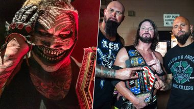 The Fiend Bray Wyatt Attacks The OC After WWE Taping at Manchester, Universal Champion Interrupts Post Raw Segment (View Pics)