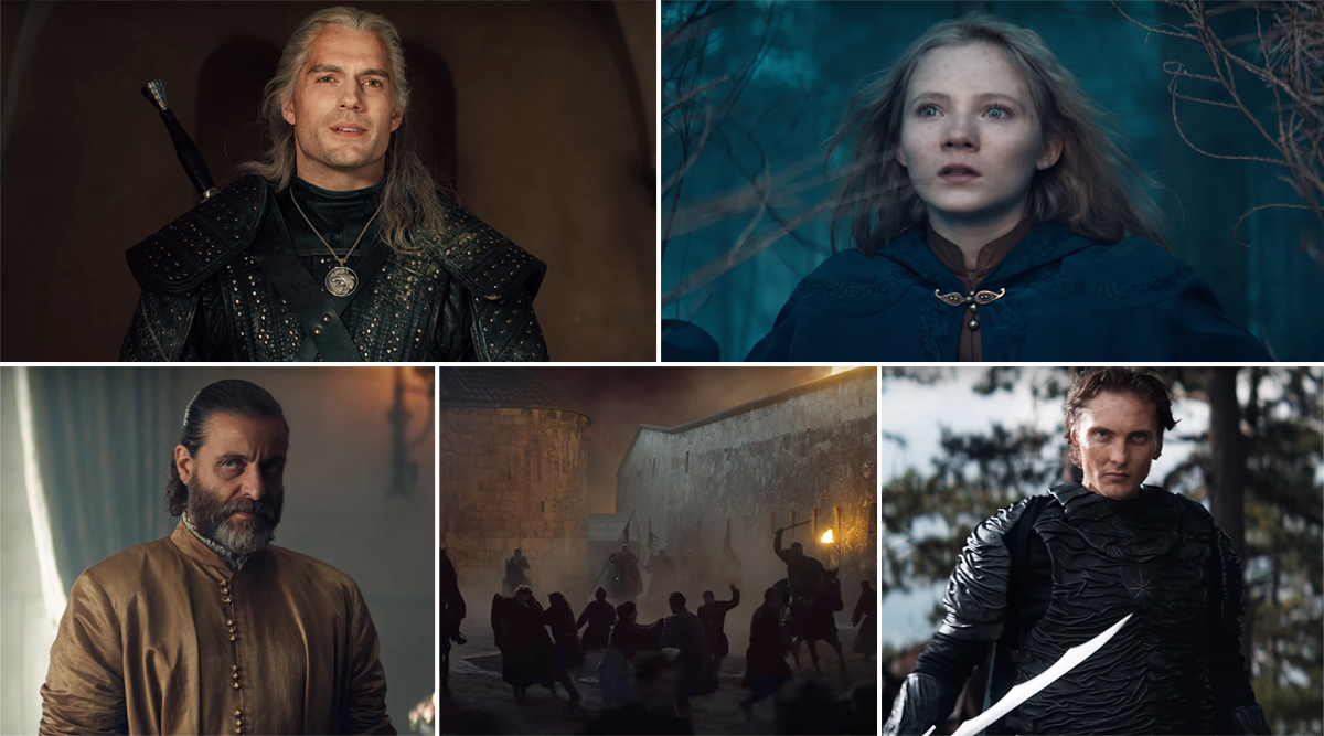 The Witcher Trailer: Henry Cavill's Action and Flirty Act in This Netflix's Fantasy Drama Will Win You Over! (Watch Video)