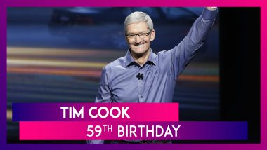 Tim Cook 59th Birthday Special- Net Worth And Facts About Apple Inc CEO
