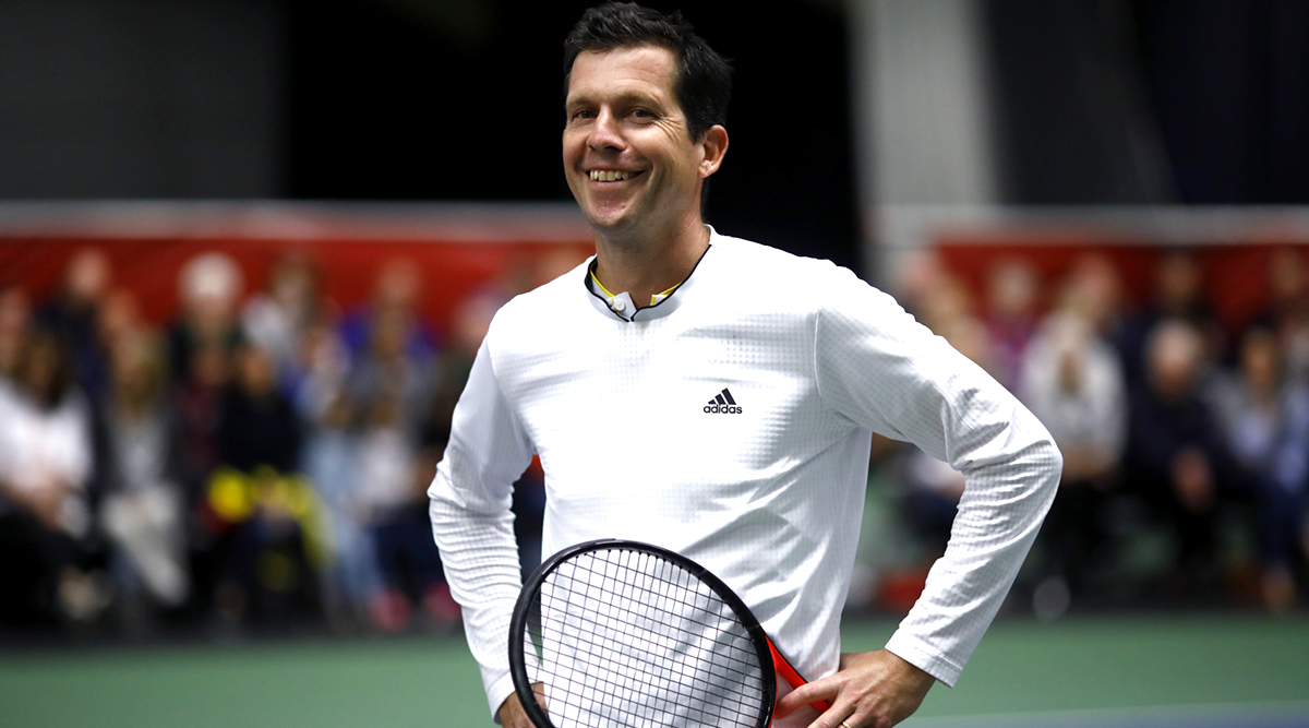 Tim Henman Believes Roger Federer, Rafael Nadal and Novak Djokovic Won't Be Forever, Says 'Young Tennis Players Have to Be Patient'