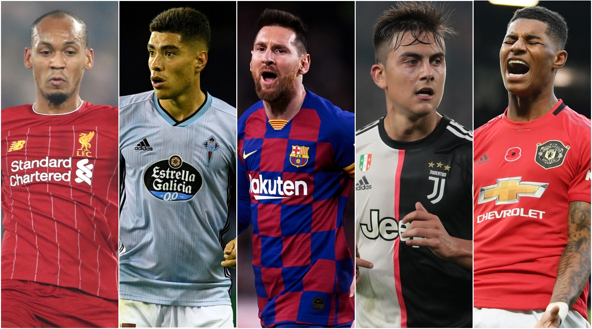Top 5 Goals of the Week: From Lionel Messi vs Celta Vigo to Paulo Dybala vs AC  Milan, Here's the Best of Football Goals