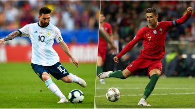 Goals of the Week: From Lionel Messi vs Brazil to Cristiano Ronaldo vs Lithuania, Here's the Best of Football Goals