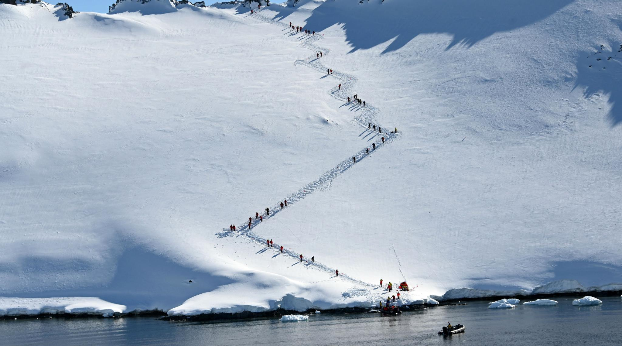 Antartica's Tour Operators Police Themselves, One Among Unique Rules of The Continent