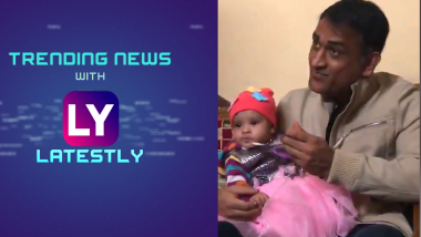 Oxygen Bar In Delhi, MS Dhoni Feeding Girl, Esha Singh Wins Three Gold's & Other Trending News